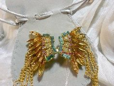 Jewelry with Sparkle-Glitz- Glamour- Sparkle Light up The Room by peppermintpixie09