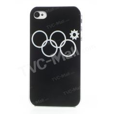 Sochi Winter Olympics Opening Ceremony Mess for #iPhone4s 4 Embossed Hard Case