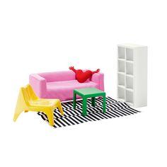 HUSET oyuncak mobilya