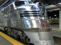 CB&Q 9911A Nebraska Zephyr  ON BOARD  (The round trip) Please Read Descr...