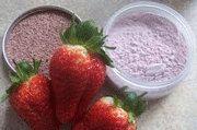 Strawberries & Cream Facial - healthy skin- rejuvenate- Moisturize by ACoupleofOldGoats on Etsy https://www.etsy.com/listing/126255561/strawberries-cream-facial-healthy-skin