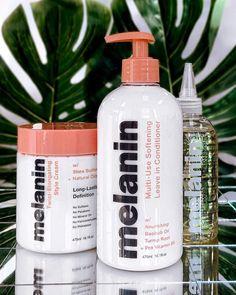 MELANIN HAIRCARE Signature Trio   Natural Hair