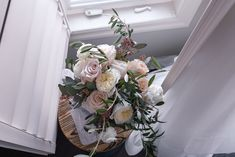Blooms Florist, Our Wedding, Floral Wreath, Bouquet, Wreaths, Weddings, Photo And Video, Bridal, Rose
