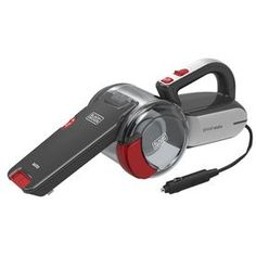 Black & Decker 12-Volt Handheld Vacuum Bdh1200pvav