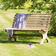Zest 4 Leisure Harriet 2 Seater Park Bench