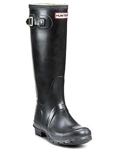Why don't I have these Hunter Rain Boots? Sheesh.