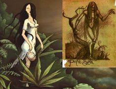 La Patasola (Resumen) Folklore, Mythology, Horror, Don't Judge, Painting, World, Phobias, Mythical Creatures, Summary