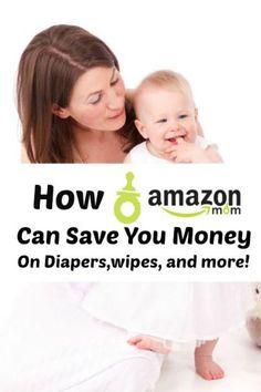 Amazon mom   Amazon mom worth it?   Save money with Amazon Mom  