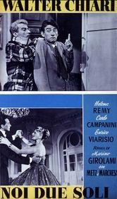 Noi due soli, Italia 1952, di M. Girolami, V. Metz, M. Marchesi