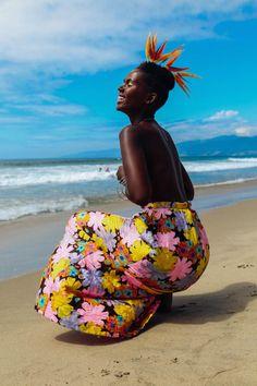 I And Africa   glossyc: Lilian Uwanyuze
