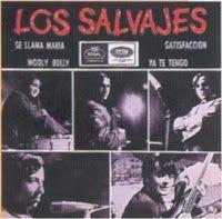 .ESPACIO WOODYJAGGERIANO.: LOS SALVAJES - (1965) Satisfacción (Ep) http://woody-jagger.blogspot.com/2008/10/los-salvajes-1965-satisfaccin-ep.html