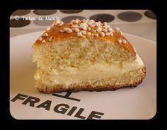 Dessert typique et incontournable du Sud, la Tarte Tropézienne n'est pas, malgré son nom, une vraie tarte au sens stricte du terme, mais pl...