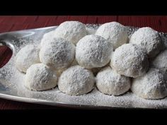 Food Wishes Video Recipes: Russian Tea Cakes – A Great Holiday Cookie by Any Other Name