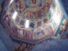 Dobrogea - Inside Monastery Saon Wine Recipes, Tourism, Food, Turismo, Eten, Meals, Vacations, Diet