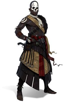 Mackandal - Pictures & Characters Art - Assassins Creed III: Liberation