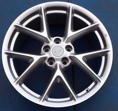 "auto-parts-general: ONE 19""x8"" WHEEL RIM for 2009 2010 2011 NISSAN MAXIMA 62512 SILVER brand new #motor - ONE 19""x8"" WHEEL RIM for 2009 2010 2011 NISSAN MAXIMA 62512 SILVER brand new..."