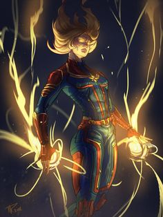 The official Marvel page for Captain Marvel (Carol Danvers). Learn all about Captain Marvel both on screen and in comics! Marvel Avengers, Ms Marvel, Marvel Comics, Marvel Fan Art, Marvel Girls, Marvel Heroes, Marvel Characters, Marvel Universe, Captain Marvel Carol Danvers