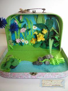 Łąka w walizce Lalinda