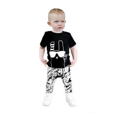 Cheap clothes product, Buy Quality clothing vest directly from China clothing store Suppliers: 2017 New Fashion baby boy clothes set Summer cartoon short-sleeved T-shirt+Creative pants 2pcs newborn baby girls clothing set