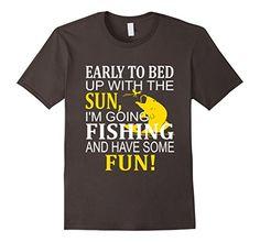 Men's Early To Bed Up With The Sun Fun Fishing T-Shirt 2X... https://www.amazon.com/dp/B06X9LN249/ref=cm_sw_r_pi_dp_x_1ZKSyb6CWCAZ6