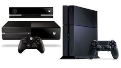 Compare Xbox One vs Playstation 4