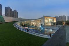 Shanghai Natural History Museum | Architect Magazine | Perkins+Will, Shanghai , China, Cultural, Institutional, Modern, 2015 AIA Chicago Design Excellence Awards, AIA Chicago Devine Detail Award 2015, Institutional Projects, Cultural Projects, Daylighting, Landscape Architecture, Shanghai, China, Ralph Johnson