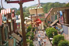 All Inclusive im Freizeitpark Slagharen: 1 Tag mit Eintritt + unbegrenzt Pommes, Softdrinks, Softeis und mehr ab 17,95 € - Urlaubsheld | Dein Urlaubsportal