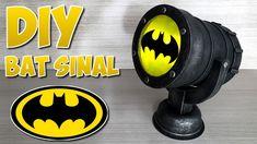 Batman Birthday, Batman Party, Bat Signal Light, Batman Signal, Batman Vs, Batman Crafts, Batman Light, Luminaria Diy, Batman Wallpaper