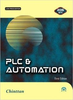 PLC and Automation (First Edition, August Book Review, Books Online, A4, Public, Author, Reading, Word Reading, Reading Books, Libros