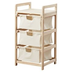 3 Drawer Hamper and Storage Unit