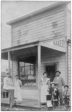 Tracy ca  History | Tracy, Banta, Ellis, Mountain House California History