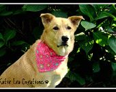 Quality Dog Scarves by KatieLea Creations!