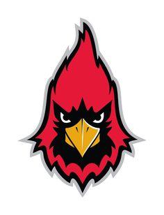 95280833 25 Best Cardinals Logos images in 2019   Cardinals, Sports logos ...