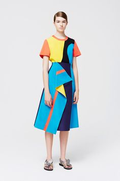 Roksanda | Resort 2015 Collection | Style.com