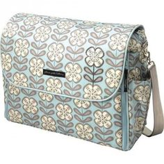 This is the Petunia pickled bottom abundance boxy backpack. Great diaper bag for multiples or young children.
