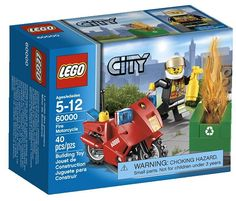 LEGO City Motorcycle Just $5.99!