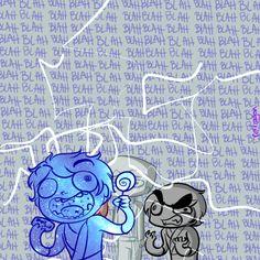 LOL Jay on sugar high (gif) (epilepsy warning) Cole: who gave Jay candy!!!!!! Llyod: backs away slowly