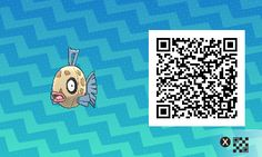 Feebas PLEASE FOLLOW ME FOR MORE DAILY NEWS ABOUT GAME POKÉMON SUN AND MOON. SIGA PARA MAIS NOVIDADES DIÁRIAS SOBRE O GAME POKÉMON SUN AND MOON. Game qr code Sun and moon código qr sol e lua Pokémon Nintendo jogos 3ds games gamingposts caulofduty gaming gamer relatable Pokémon Go Pokemon XY Pokémon Oras