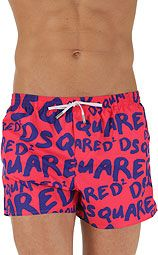 Dsquared > Trajes de Baño > Hombres > Dsquared Trajes de Baño > Bañadores > Bermudas > Shorts > Coleccion Exclusiva