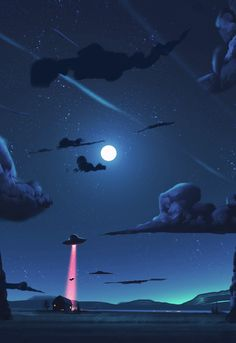 The Art Blog 7/18: Aliens coming to earth