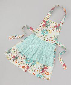 Cute aprons via Zulily I love love love aprons!