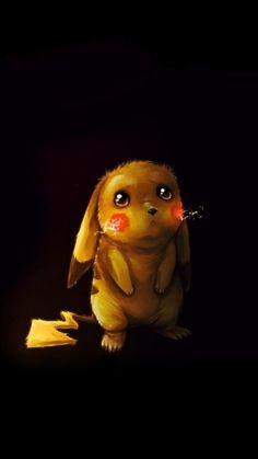 grafika pikachu, cute, and pokemon Pikachu Pikachu, Pikachu Adorable, Cute Pokemon, Kitten Cartoon, Cute Cartoon, Background Images Wallpapers, Wallpaper Backgrounds, Pokemon Backgrounds, Baby Animals