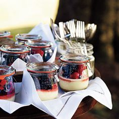 ... Ways With Fresh Berries | Goat Cheese Cheesecakes | SouthernLiving.com