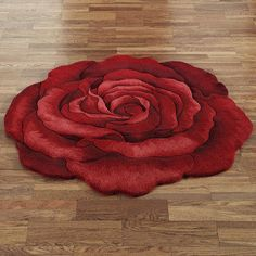 Raelyn Rose Rug Red - Absolutely stunning! Great feature piece in my lounge room