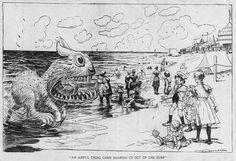 Illustrations from Walt McDougall's 'Good Stories for Children' (1902-05)