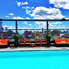 Stay cool. #Rooftop #Pool