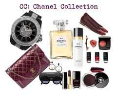 """Everything Chanel"" by martina-gorletta on Polyvore featuring bellezza e Chanel"