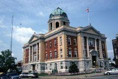 MONROE COUNTY - Ohio Genealogy Trails - Monroe County, OH Courthouse