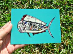 Teal We Meet Again by John Austin on Etsy