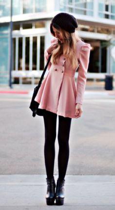 pink pettie coat